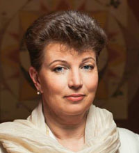Ольга Валентиновна Любецкая