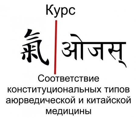 КУРС Аюрведа/ТКМ
