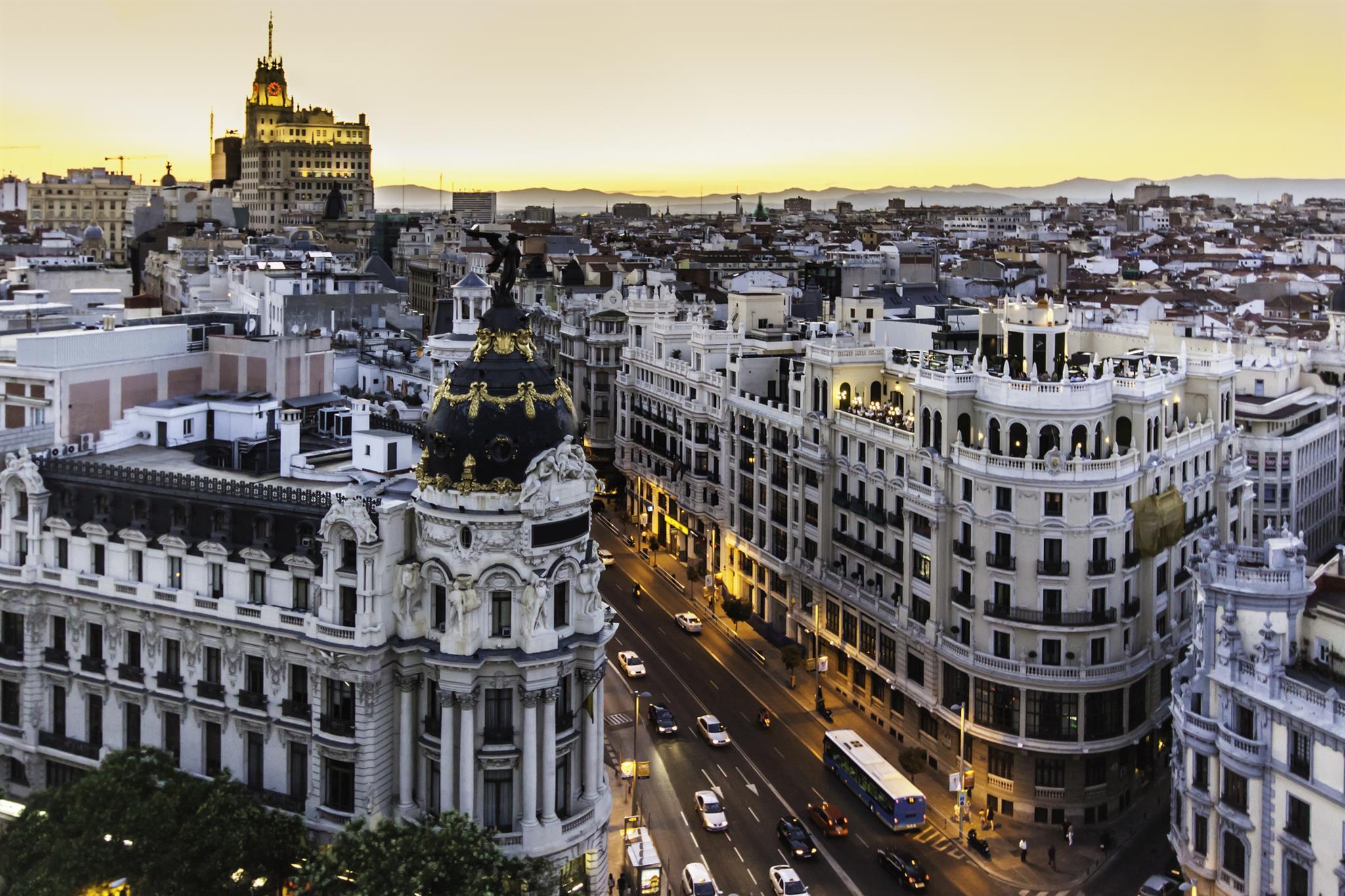 Seminar Madrid, Spain