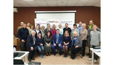 Семинар по пульсовой диагностике - 2019 апрель Новосибирск, День 2.