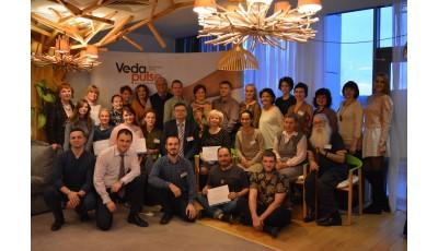Семинар по пульсовой диагностике VedaPulse - 2017, Новосибирск. Блок 2.