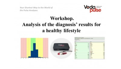 Workshop. Analysis of the diagnosis' results for a healthy lifestyle